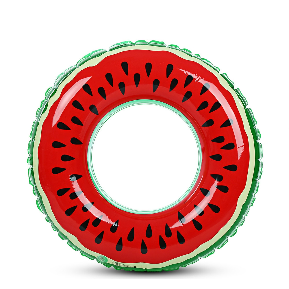 Watermelon Swimming Ring Buoy Inflatable Child Bouee Water Sports Safety Products Pool Float for Adult Children Life Buoy