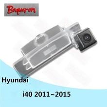 BOQUERON for Hyundai i40 2011 2012 2013 2014 2015 SONY Waterproof HD CCD Car Camera Reversing Reverse rear view camera
