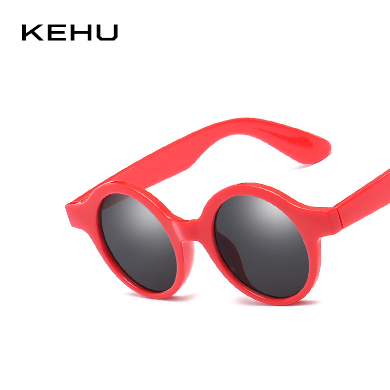 KEHU Lady Round Sunglasses Small Sunglasses Frame Designer Fashion Design Trends High-Quality Eyeglasses Frames UV400 Gift K9476
