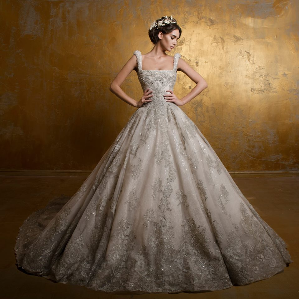 Vestidos de novia de plata – Vestidos de moda de esta temporada