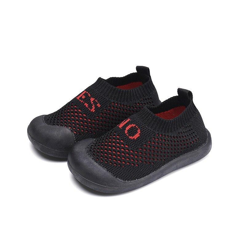 Babaya Toddler Shoes Soft-Bottom Autumn Breathable Boys New Nets Children's