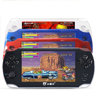 S9000A 5 0 Inch HD Handheld Game Player MP5 MP4 Multimedia Gaming Console 5 Inch For