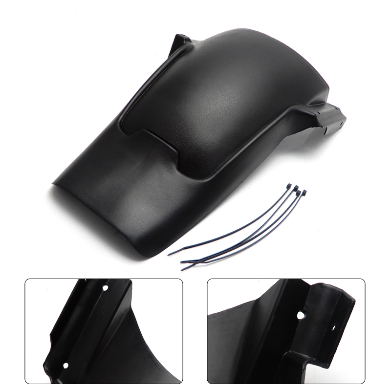For BMW R1200GS Rear Forward Splash Guard for BMW R 1200 GS ADV 2013-2017 (WATER COOLED) for bmw r1200gs adv f800gs adv f700gs new motorcycle adjustable handlebar riser bar clamp extend adapter
