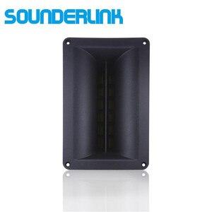 Image 1 - 94dB 80 160W yüksek güç ses düzlemsel şerit tweeter
