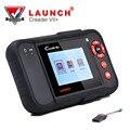Original launch creader professional creader vii + leitor de código de auto diagnóstico do carro obd2 eobd scanner de ferramentas de carro