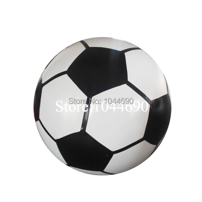 Super fun,0.7m Big football ball for bubble ball soccer, free shipping
