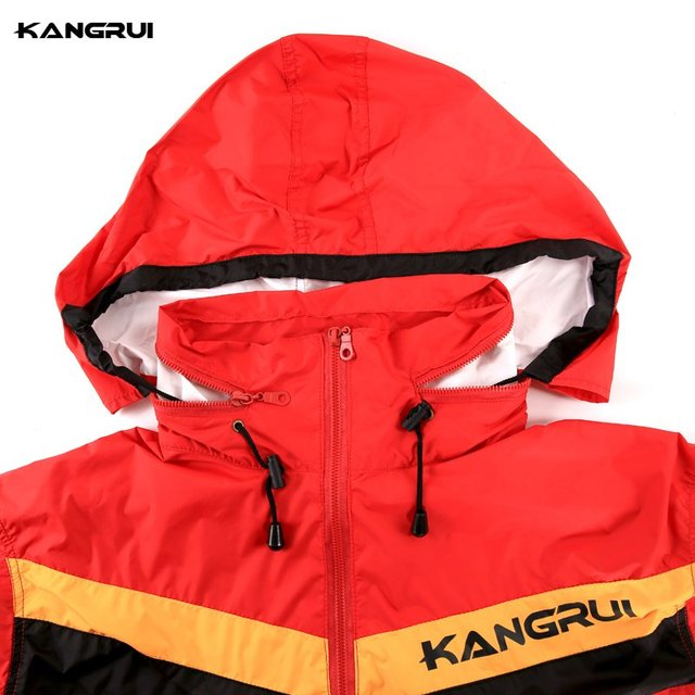 KANGRUI Man Woman Unisex Fitness Loss Weight Sauna Suit Set Slimmer Slim Exercise Workout Sweat Sauna Suit 1