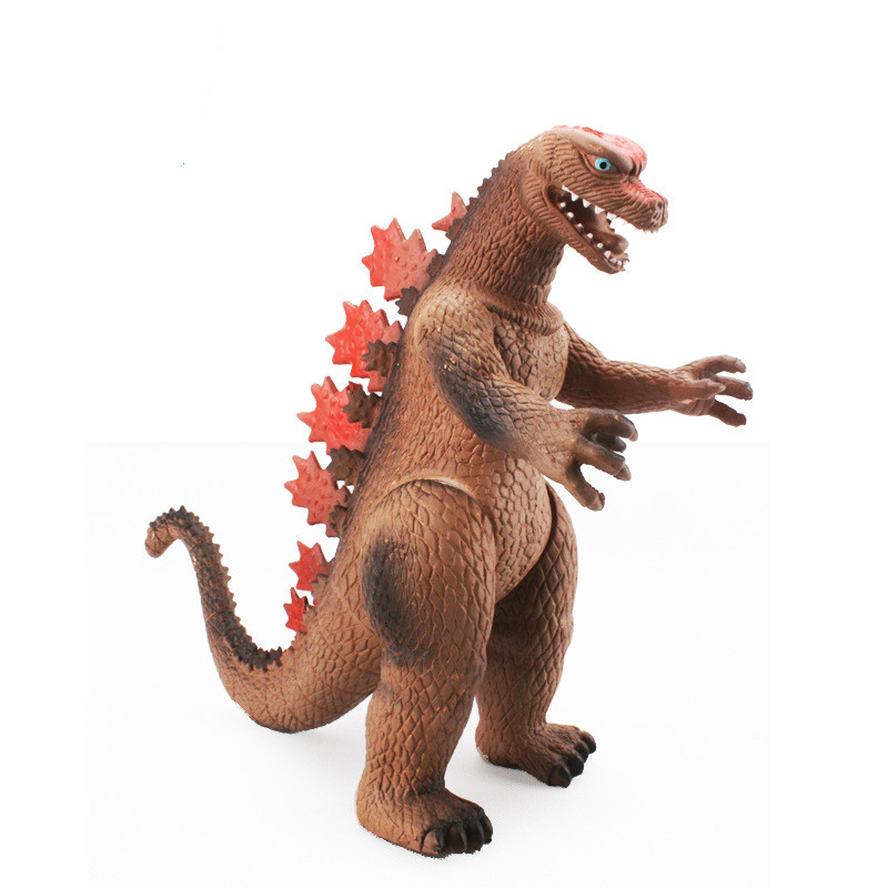 Godzilla Cartoon Toys 12-inch Monster Dinosaur Model Toys PVC Action Figure Model Classic Toys Christmas Birthday Gift for Boy lps toy pet shop cute beach coconut trees and crabs action figure pvc lps toys for children birthday christmas gift