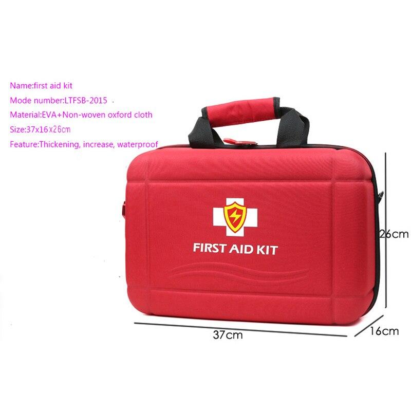 Armoire Medecine grand sac vide visites post-partum appel maison trousse de premiers soins nouveau-né pour augmenter l'épaississement des médecins communautaires - 2