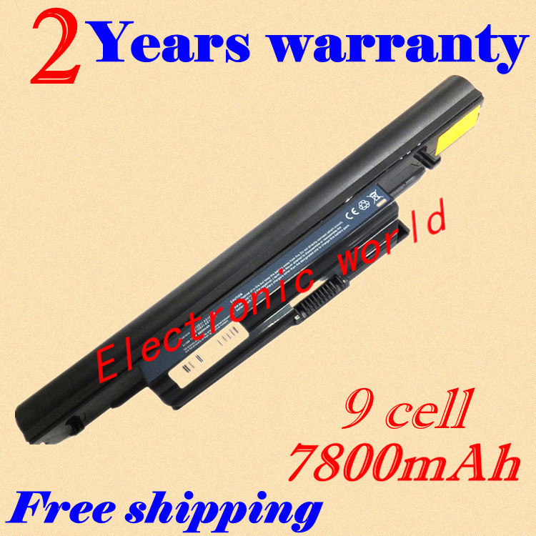JIGU Battery for <font><b>Acer</b></font> Aspire TimelineX 3820T-5190 3820TG 4820 <font><b>4820T</b></font> 5820 5820T AS3820 AS3820T Travelmate 6594 6594E 6594G image