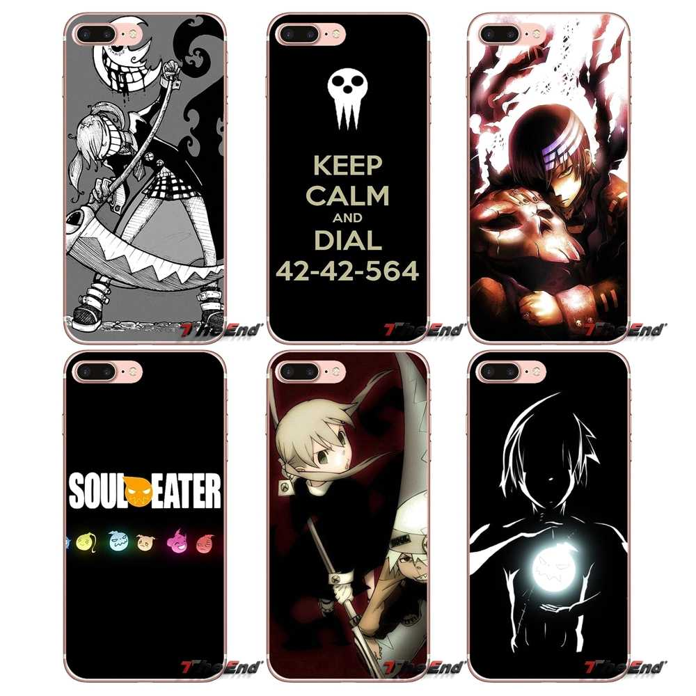 Soul Eater Group Death The Kid For Iphone X 4 4s 5 5s 5c Se 6 6s 7