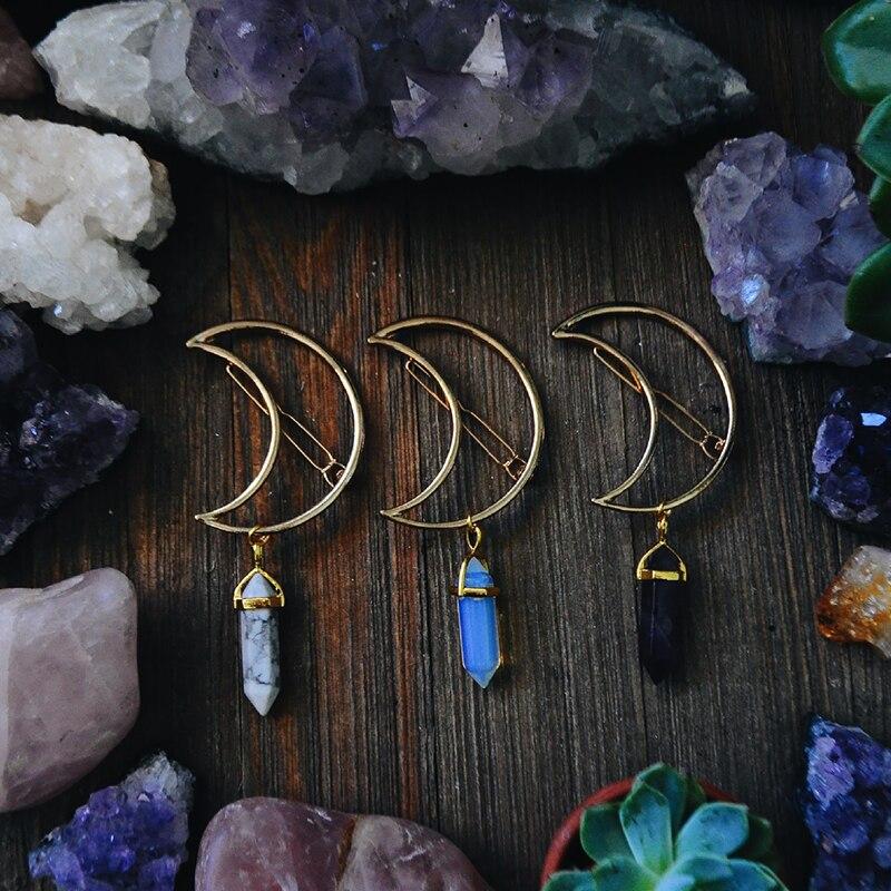 Women Girls Fashion Hairpins Hollow Circle Lip Moon Triangle Hair Clip Wedding Party HairAccessories #239441