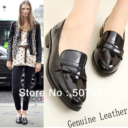 Womens Flat shoes Loafer shoes