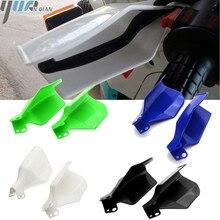 Universal motocicleta protetores de mão protetores motocross handguards 7/8 222222mm atv bicicleta sujeira mão guardas protetores para ktm kawasaki