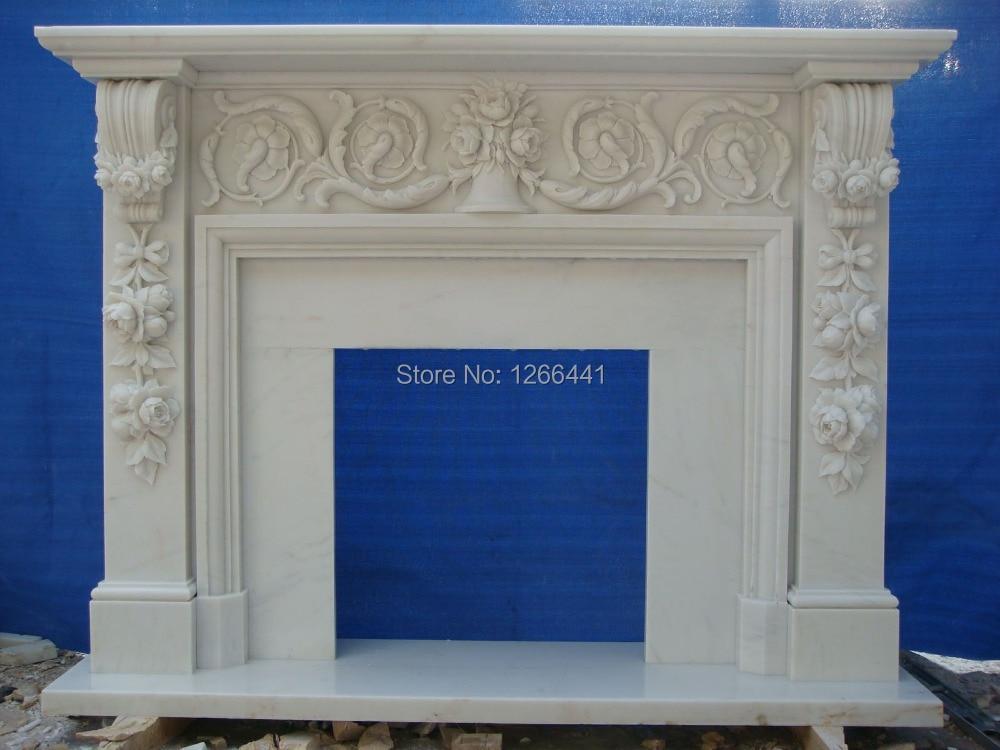 Marmor Kaminsims Englisch Stil Luxurise Wohnzimmer Stein KaminChina
