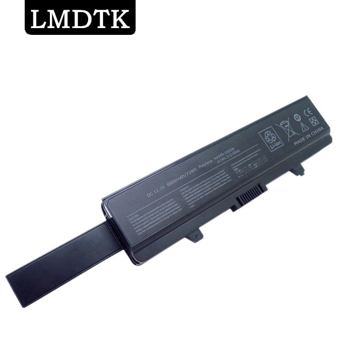 LMDTK New 9cells laptop battery FOR <font><b>DELL</b></font> <font><b>Inspiron</b></font> <font><b>1750</b></font> 1440 0J410N 0F972N 312-0940 312-0941 J414N J415N K450N free shipping image