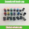 14 шт., микрофон Soundcraft с полуручкой, крышка/красная, желтая, синяя, зеленая, фиолетовая, белая, черная, 270 градусов, звуковая ручка освещения