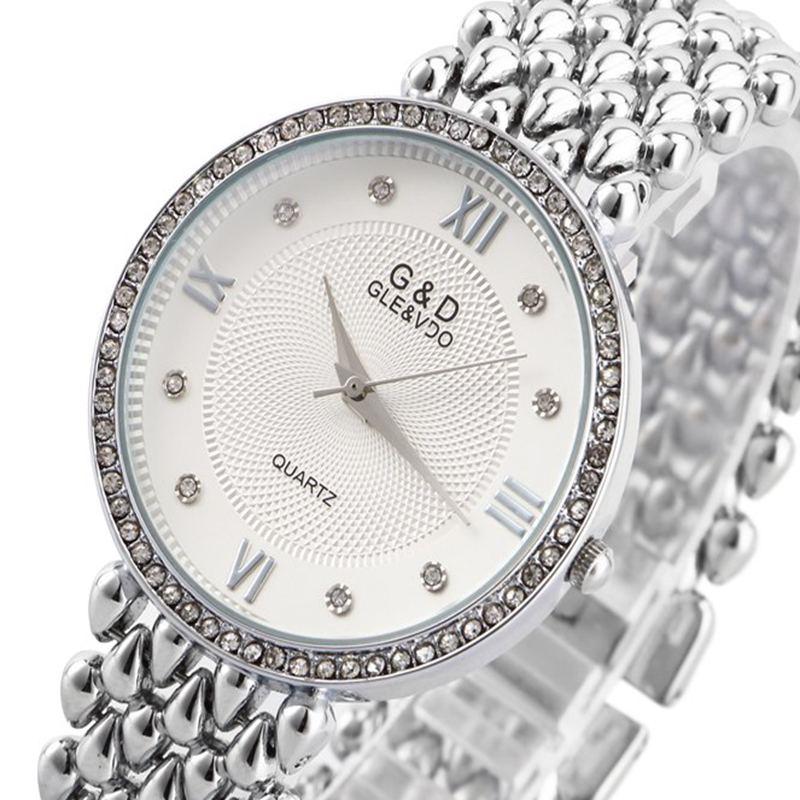 G&D կանանց ձեռքի ժամացույցներ Quartz Watch - Կանացի ժամացույցներ - Լուսանկար 2