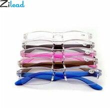 Zilead очки для чтения, винтажные портативные очки для дальнозоркости, лупа, очки для зрения, линзы по рецепту, очки для очков