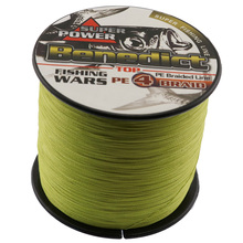 New quality braided fishing line 500M 6-100LB supper pe fiber line fishing tool for angler 0.1-0.48mm for fishing
