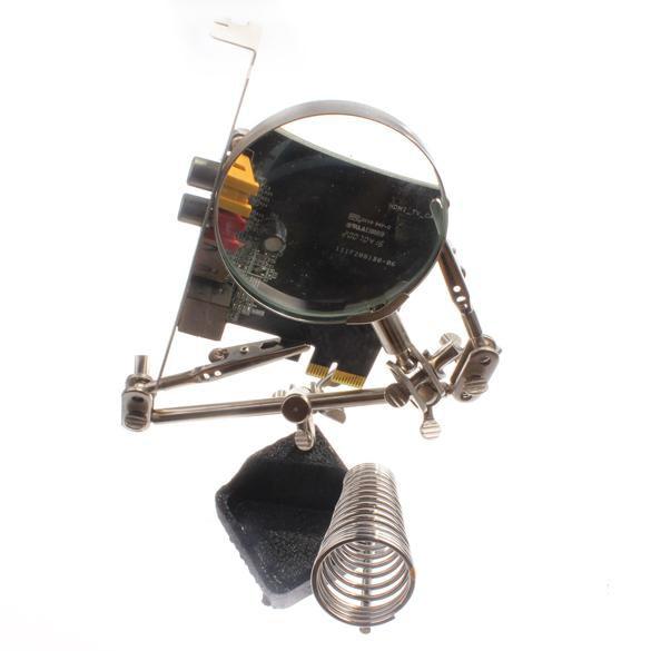 NFLC 3 in 1 kézi forrasztás Forrasztható vasállványtartó - Mérőműszerek - Fénykép 2