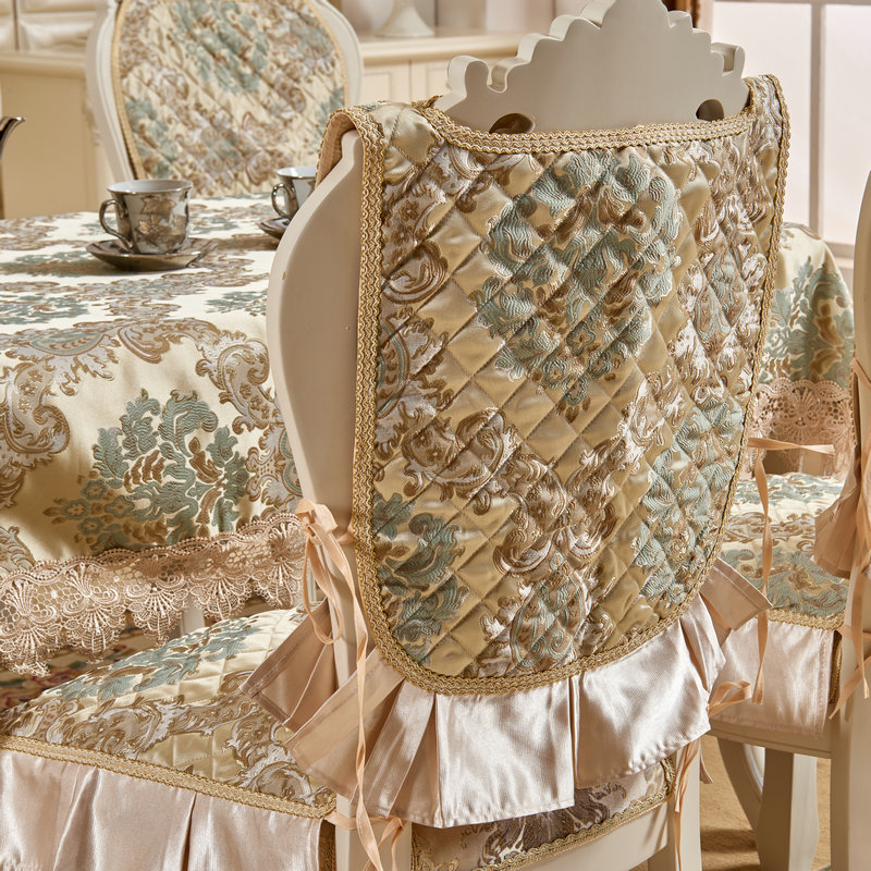 luxury christmas chair covers bedroom for elderly hot sale fashion wedding cover set jacquard dining wholesale free shipping in from home garden on