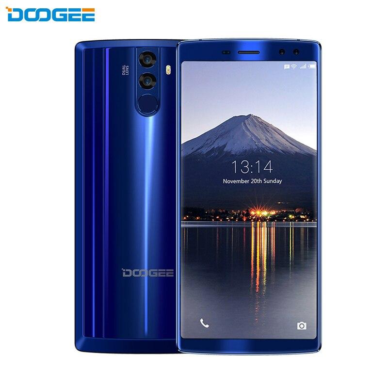 DOOGEE BL12000 grande bateria 12000 mAh Android 7.0 4GB32GB 6.0 polegada 18:9 FHD + 16MP 4 câmera celular núcleo octa smartphones