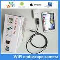 5 M Wifi USB Cabo Da Câmera de vídeo Cobra Tubo de inspeção Endoscópio flexível HD720 Câmera Suporte Iphone Android Telefone Inteligente