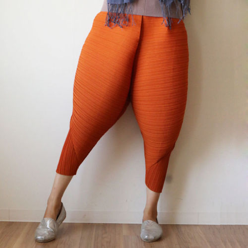 Womens Loose Haroun Pants Fried Chicken Leg Cosplay Elastic Club Wear Trousers Dancer Funny Clothing Plus Size S-4XL