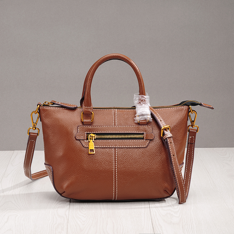 New Luxury Handbags Women Bags Designer Vintage Hobos Genuine Leather Tote Bag Patchwork Zipper Open Crossbody Bags For Women laorentou luxury genuine leather women handbags crossbody bags for women brand designer tote bag new trend color lady bag n56