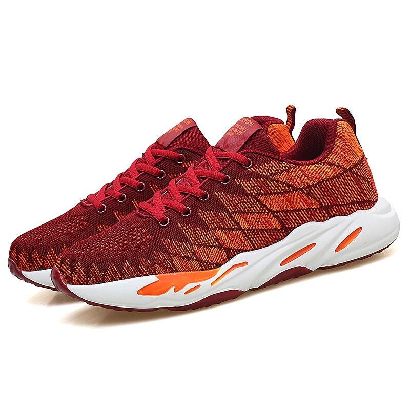 ce0706acd97 LAISUMK-Color-caramelo-malla-hombres-zapatos-Casual-transpirable-zapatos-para-hombre-2018-Lace-Up-c-modo.jpg