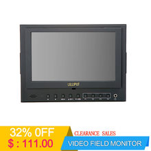 7 Inch Utra Slim IPS Full HD 1024 * 600 HDMI On-camera Video Field Monitor for 4k DSLR Camera Video Monitor US Plug(China)