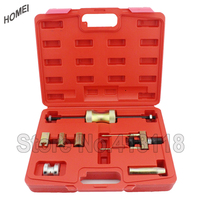 7pc Professional Injector Puller Set Diesel Engine Garage Tool Set