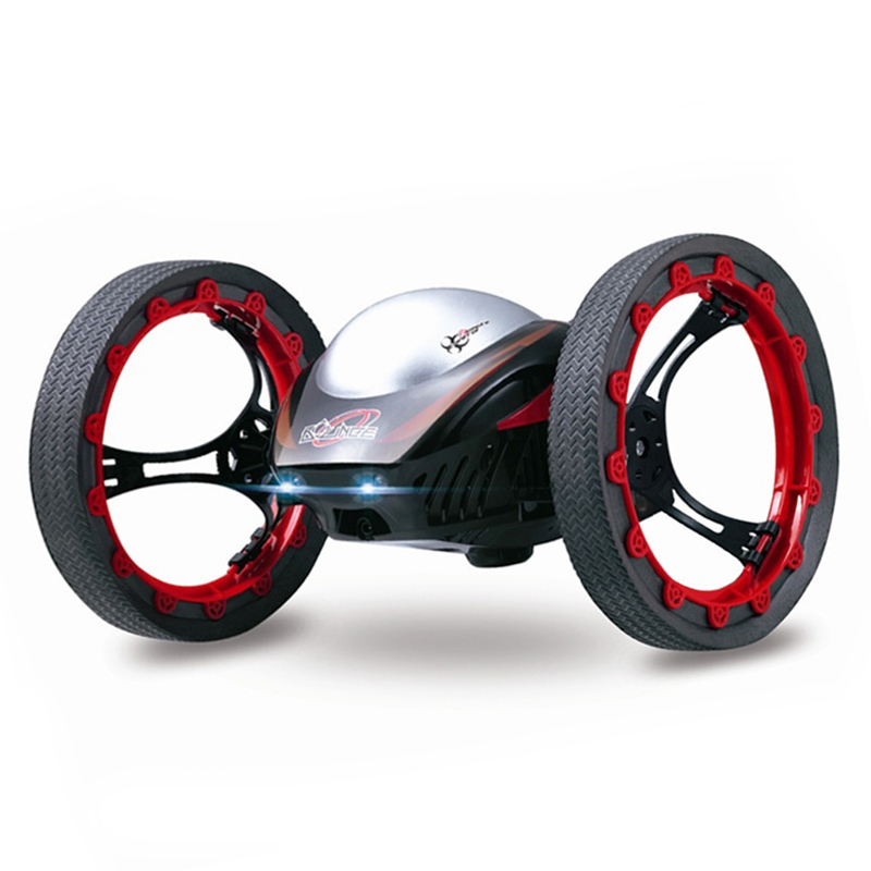 ABWE Happycow 4CH 2.4GHz Car Jumping Sumo Remote Control with high-definition Red