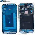 Original Front Frame Bezel Mid Cover Faceplate Frame Front Housing Replacement Part For Galaxy S4 i9505 5PCS/Lot Free Shipping