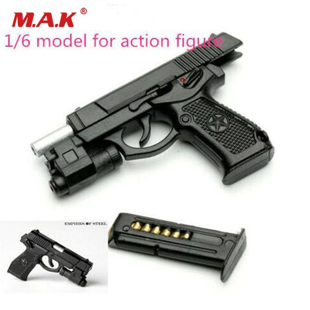 """1//6 Scale Desert Eagle Gun Plastic Model For 12/"""" Action figure"""
