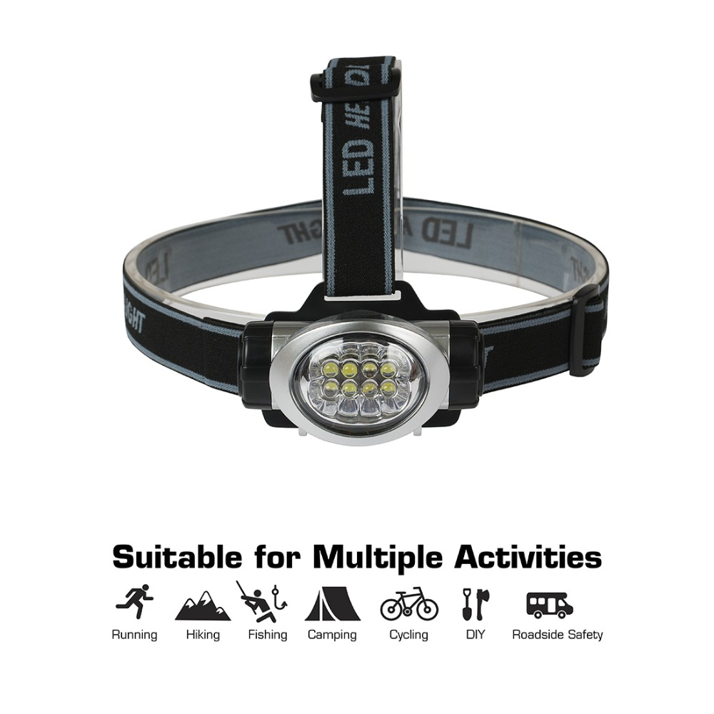 Faróis de Led pesca luz da noite Proposito : Household/camping/outdoor Emergency