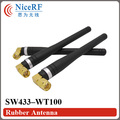 20pcs/Lot Customizable 3.0 dBi Elbow Rod Antenna SW433-WT100 for RF Module
