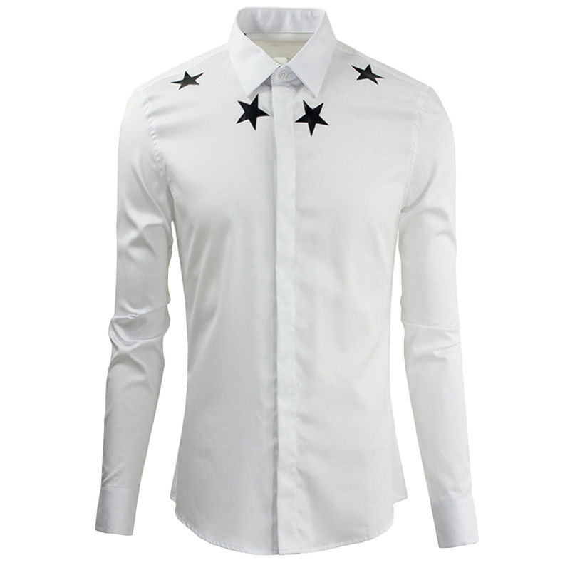 Popular Luxury Shirt Men Designer-Buy Cheap Luxury Shirt Men ...