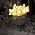 2m 3m 4m 5m 10m LED Christmas Lights Outdoor Battery Operated LED String Fairy Lights Luminaria Xmas Party Wedding Decorations