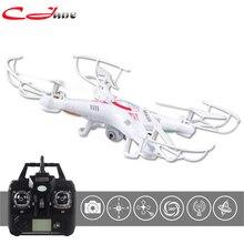 Envío libre RC Drone Con 2.0MP HD Cámara X5C-1 (X5C Versión Mejorada) 2.4G 4CH 6-Axis RC Helicóptero Quadcopter Ar. Drone