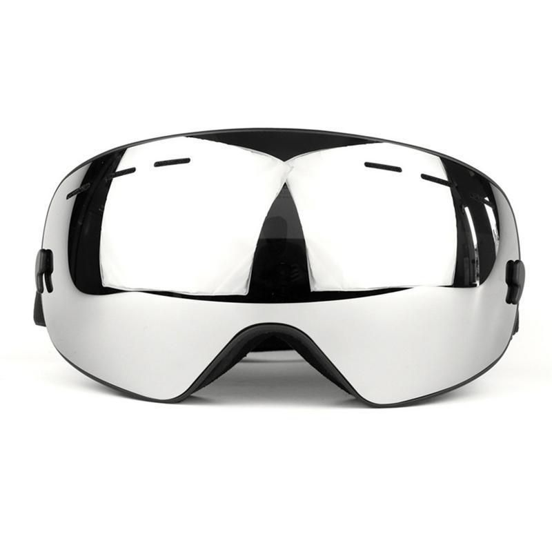 Ski goggles adult double anti fog men and women large spherical ski glasses equipment single and double board coke myopia BF650|Skiing Eyewear| |  - title=