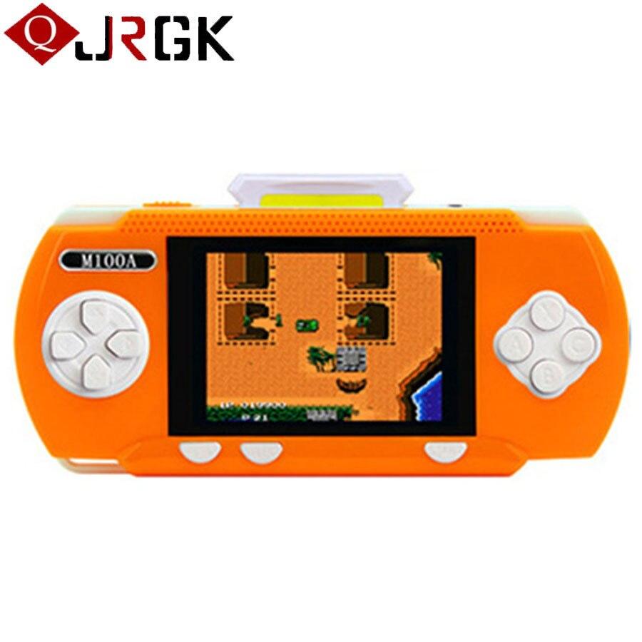 Mini Tetris Enfant Classique Jeu Vidéo Lecteur Portable 3.2 pouce couleur PVP Joueur De Jeu De Poche Intégré 328 Jeu Enfant Jeux Console