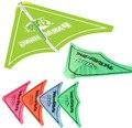 1 шт. Мода 4 цвет Ручной тянуть планер планер детская головоломки маленькие игрушки творческий самолета бесплатная доставка