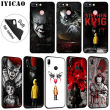 IYICAO Stephen King's King is It Soft Silicone Phone Case for Xiaomi Redmi K20 8A 7A 6A 5A S2 4X 4A GO Note 8 7 5 Plus 6 Pro(China)