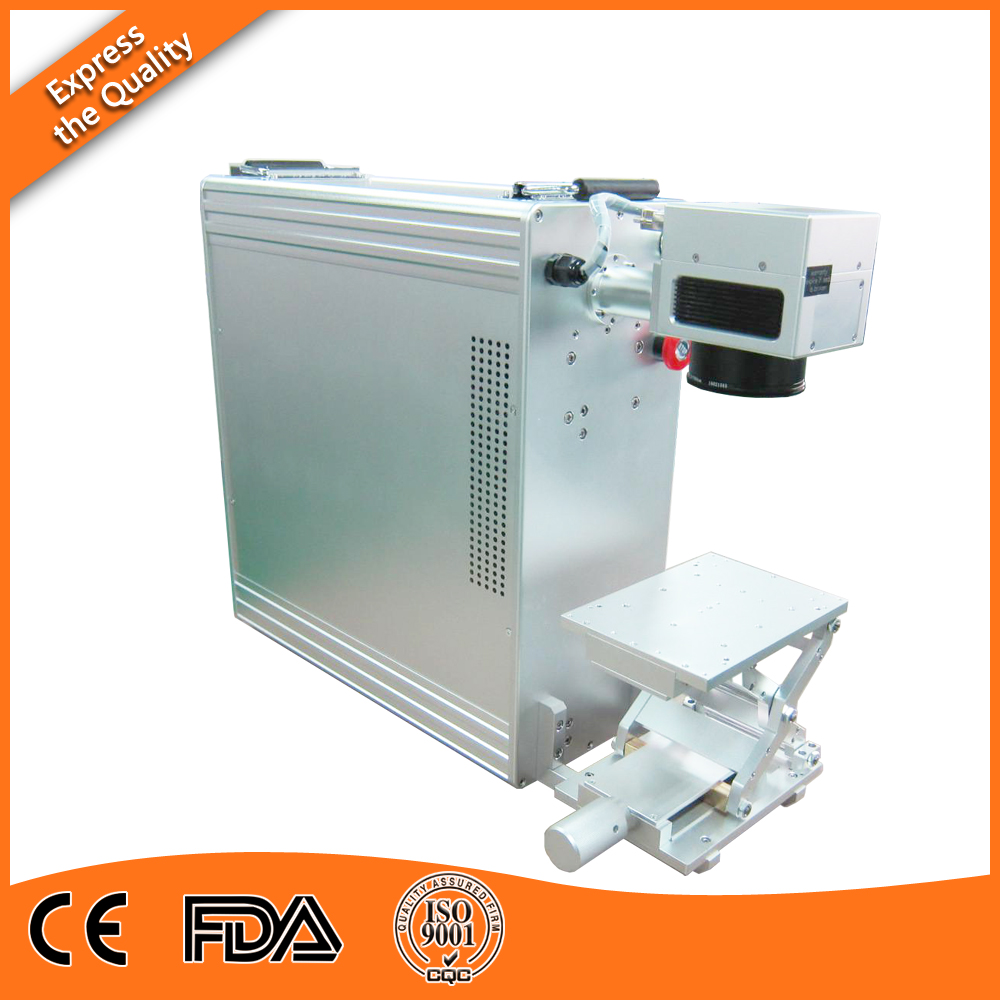 Desktop Color Printing Fiber Laser 20w Direct Sale A547 Orico Phi 35 35inch Hdd Protector Yellow