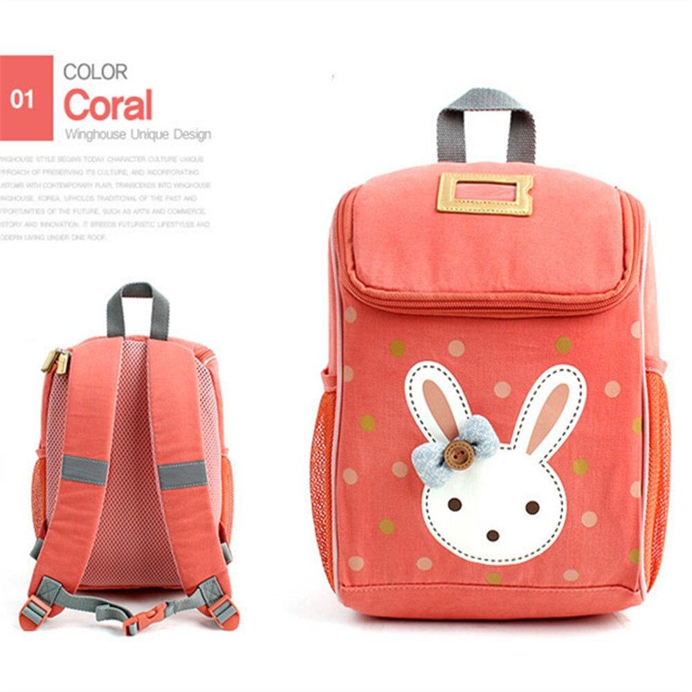 Aliexpress.com : Buy Children school bags cotton plush cartoon bow ...