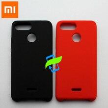 Чехол для Xiaomi Redmi 6, жидкий силиконовый защитный чехол для XIAOMI Redmi 5 A 6, чехол Mi Mix 2 S 8 9 se A3, задняя крышка, силиконовый чехол