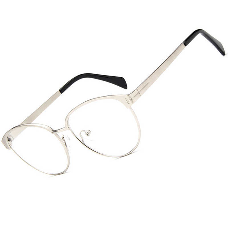 8d3c993084 Optical Custom made optical prescription myopia glasses Fashion Classic  vintage T metal spectacle frame Photochromic -