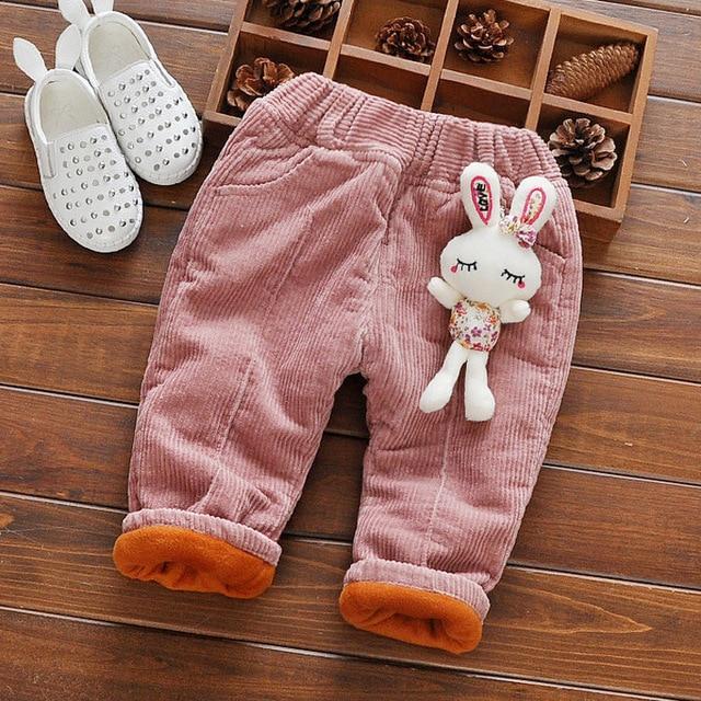Cartoon Baby triangle cueca calcinha infantil menina